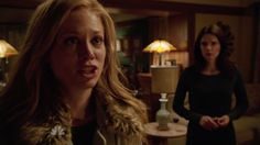 Grimm - Adalind and Eve.