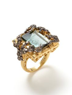i pin so many rings for someone who doesn;t wear them    (believe this is robert wander)