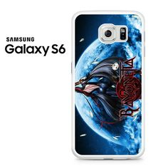 Bayonetta At Blue Moon Samsung Galaxy S6 Case