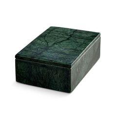 Nordstjerne Grøn Marmor Skrin Stor