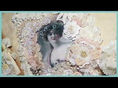 Vintage Shabby Chic Swap with Wendy (lollydollycrafts)