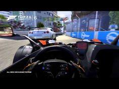 Forza 6 Gameplay Trailer - New Forza Trailer at E3 2015 - YouTube