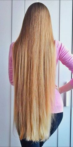 Hand Eye Coordination Eye Exercises For Better Vision Permed Hairstyles, Down Hairstyles, Beautiful Long Hair, Gorgeous Hair, Long Locks, Silky Hair, Her Style, Hair Goals, Blonde Hair
