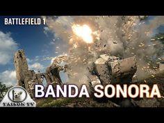 Battlefield 1 - Banda Sonora Principal OST y del Menú de la Alfa -