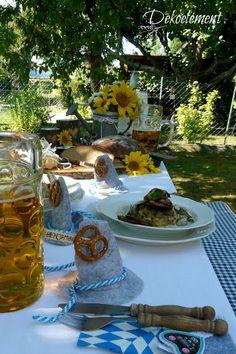 Oktoberfest-Party Zuhause | OKTOBERFEST | Pinterest | Oktoberfest ...