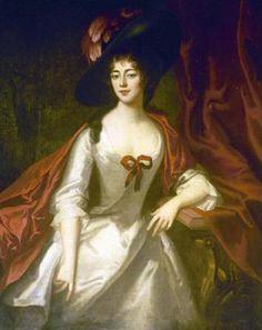Charlotte Lee Countess of Lichfield,c 1716