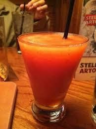 WALABY DARNED Outback Steaakhouse Copycat Recipe 8 ounces frozen sliced peaches 1/2 cup Bacardi frozen fuzzy navel mix 1/2 cup ice...