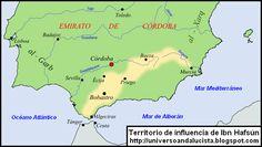 Bobastro (Ardales) e Ibn Hafsún Murcia, Historical Maps, Geography, History, Lisbon, Sevilla, Historia