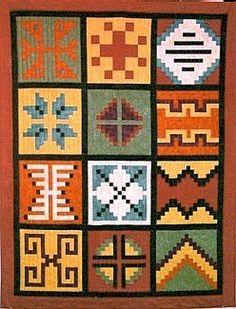 Old Navajo Sampler Series II
