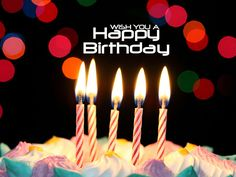 Happy Birthday SMS and Text Messages
