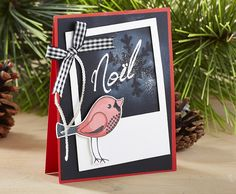 Noel by Kathy Martin for Journey Blooms using Fun Stampers Journey supplies.