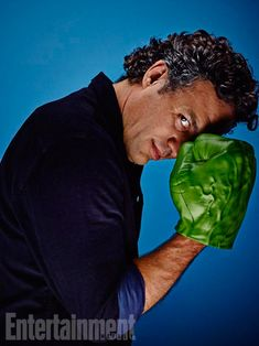 Mark Ruffalo, Avengers: Age of Ultron. See more stunning star portraits from our photo studio at San Diego Comic-Con 2014 here: http://www.ew.com/ew/gallery/0,,20399642_20837151,00.html