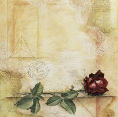 Rose 12 x 12 Paper Scrapbook Background, Background Vintage, Paper Background, Scrapbook Paper, Scrapbooking, Beige Background, Old Paper, Vintage Paper, Vintage Art