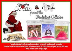Looking for a premium #candle? Try our Pink Flame Wonderland collection! These double wick candles look and smell beautifully!  http://ift.tt/1mLfunp