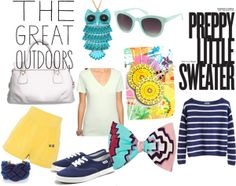 """""""Preppy from the Start"""" by keziasoteria on Polyvore"""