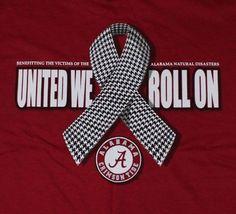 Remembering the victims of the April 2011 Tuscaloosa tornadoes. Auburn Football, Crimson Tide Football, Alabama Football, Alabama Crimson Tide, Football Rules, Football Stuff, College Football, Roll Tide, University Of Alabama Tuscaloosa