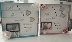 Frame Crafts, Baby Kind, Decoration, Shadow Box, Gift Baskets, Baby Shower Invitations, Babyshower, Baby Gifts, Nursery