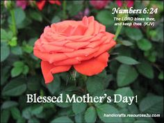 Believers Encouragements: Printable Christian Mother's Day Cards and Posters with Bible verses
