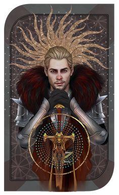 Cullen Tarot by RaSen