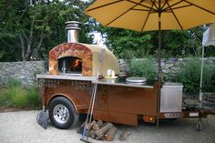 Soleil Wood Fired Pizza- mobile wood fired pizza out of Brentwood, CA