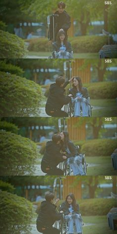 Romantic Moments, Romantic Movies, Lee Min Ho Smile, Korean Drama Quotes, Drama Fever, Kim Go Eun, Movie Couples, Boys Over Flowers, Drama Korea