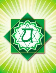 Chakra Symbols and Sanskrit Names: Heart Chakra