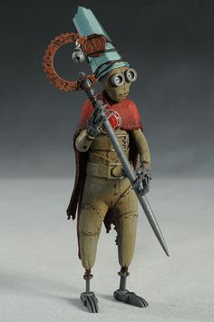 9 movie action figures by NECA