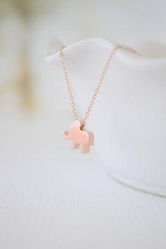 Sweet elephant necklace http://rstyle.me/n/fjumwnyg6