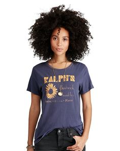 Cotton Jersey Graphic Tee - Denim & Supply  Sale - RalphLauren.com