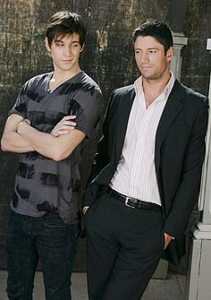 EJ and Chad on Days of our Lives #dool