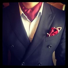 a timeless cravat