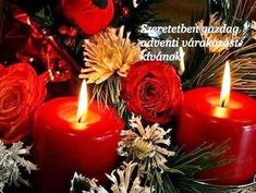 Flickering Lights, Candle In The Wind, Belle Photo, Pillar Candles, Red Roses, Birthday Candles, Advent, Holiday, Christmas