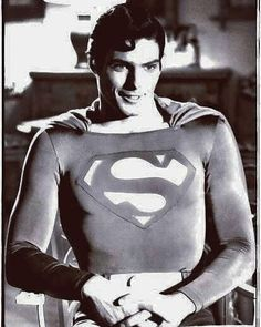 Awesome sunshine smile ever Christopher Reeve Movies, Christopher Reeve Superman, Warner Studios, Brandon Routh, Cinema, Clark Kent, Man Of Steel, My Crush, Justice League