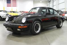 1988 Porsche 911 Carrera Coupe