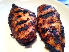Balsamic and Rosemary Grilled Chicken