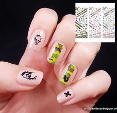 The 46 Best Camo Nail Art Ideas Images On Pinterest Camo Nails