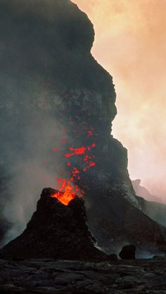 https://flic.kr/p/uc9gdu | Kilauea Volcano, Hawaii Volcanoes National Park, Hawaii