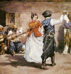 Rio Grande Do Sul, Family Memories, Traditional Outfits, Cowboys, Cartoon, Colonial, Chile, David, Painting