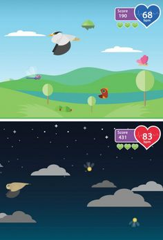 "New iPhone game ""Skip a Beat"" Thursday uses players' heartbeats to control the gameplay."