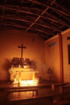Iglesia del panteon municipal #xantolo #huastecapotosina