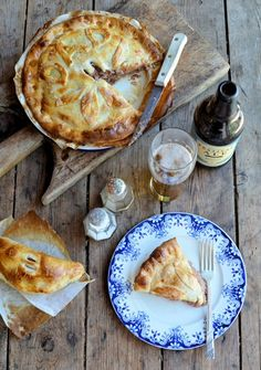 Corned Beef and Potato Pie by Karen Burns-Booth                                                                                                                                                                                 More