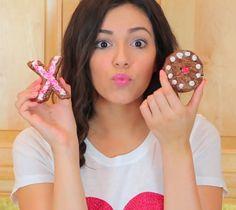 Bethany Mota nutella brownies