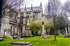 St. Patrick's Cathedral (Church Of Ireland) - Dublin City by infomatique, via Flickr