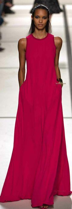 Elie Saab Spring 2014 Ready to Wear Paris Fashion Week.