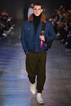 Défilé Ami Homme Automne-hiver 2017-2018 7