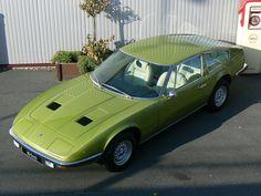 Maserati Indy 1969 - GTPlanet