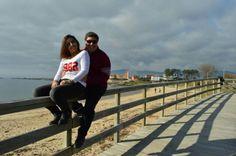Una pareja sin miedos que nos sentamos encima de las barreras!! No permitimos que nada ni nadie nos detenga para alcanzar nuestras metas!! #anabelycarlos persistimos y luchamos por nuestros sueños!! blog.carlossanin.com