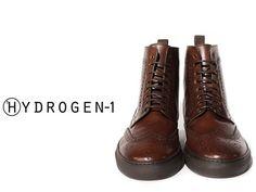 Hydrogen-1 Crossover Men's Sneakers by Hero Nakatani, via Kickstarter.
