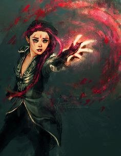 alicexz:  Blink! I wanted to draw her as soon as I left the theater!! AND OMG IT'S FAN BINGBING more of this pls