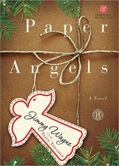You can purchase @JimmyWayne's book #PaperAngels #Cmchat